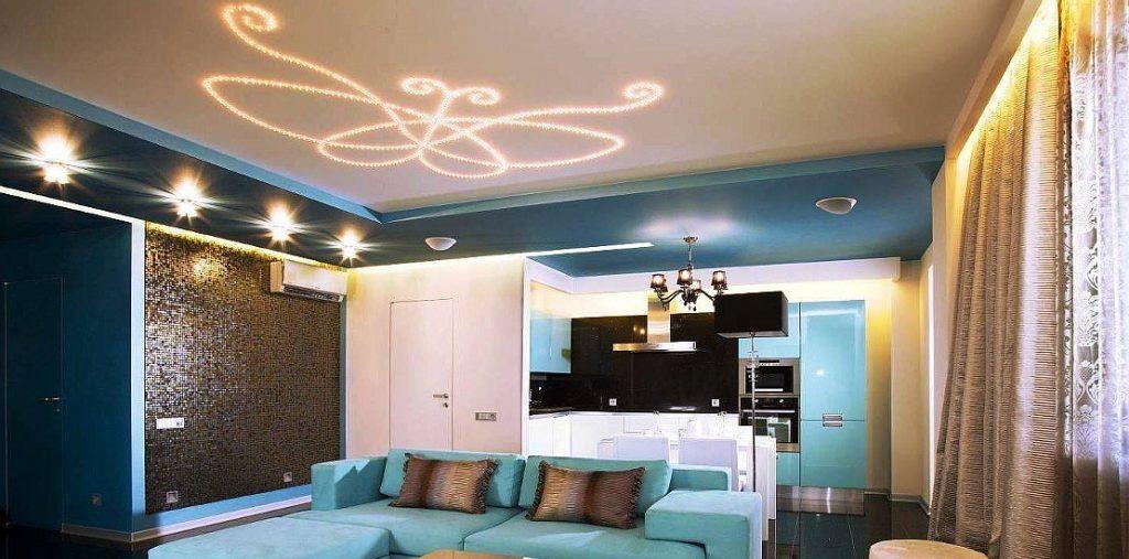 Картинки по запросу Светодиодное освещение позволит вам сделать интерьер стильным и современным!